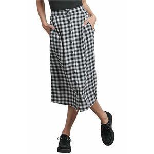 Volcom gingham skirt